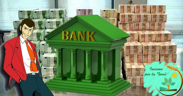 Le Banche hanno il sorriso di chi non prova vergogna