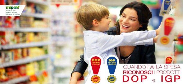 MIPAAF: Al via campagna istituzionale di promozione prodotti Dop e Igp… e gli altri?