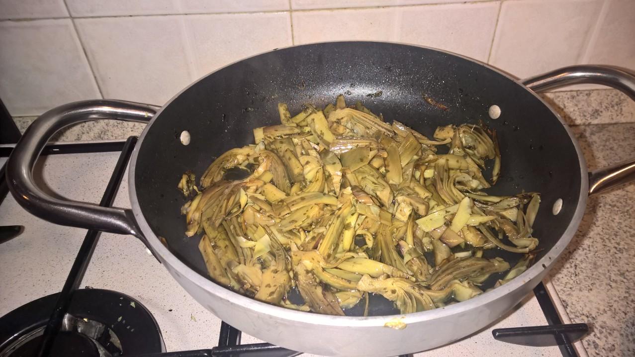 Le ricette di Anna: #carciofi trifolati