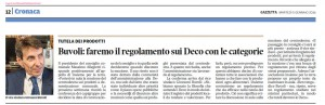 Gazzetta di Mantova, 5 gennaio 2015