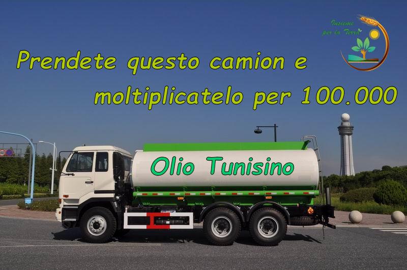 PD e FI portano l'#olio tunisino sulle nostre #tavole e firmano la morte dell'olivicoltura italiana