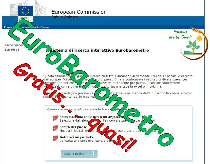 #Eurobarometro: ecco dove finiscono i #soldi che vanno all'UE