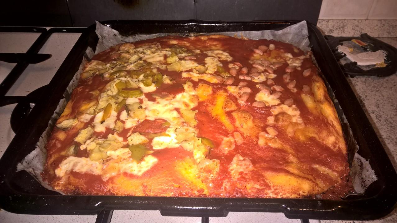 Le ricette di Anna: #pizza #casalinga