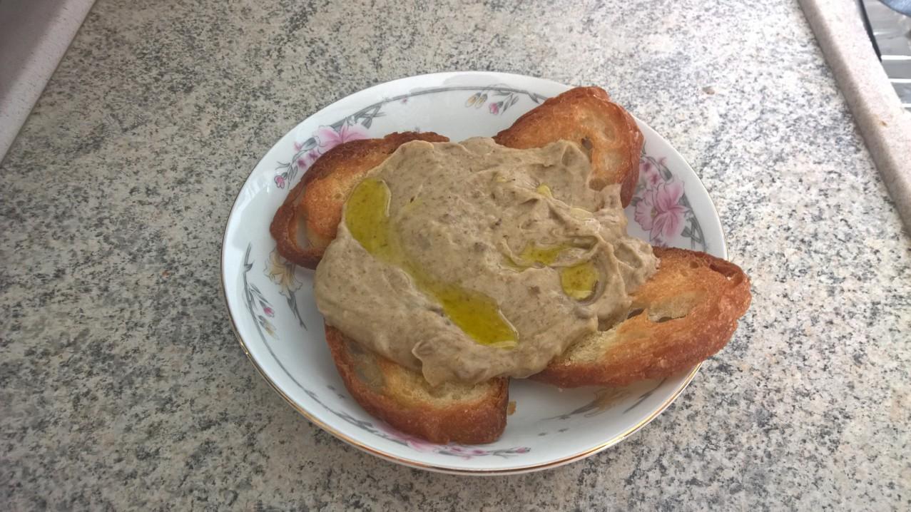 Le ricette di Anna: #crema di #lenticchie e #patate con #crostoni