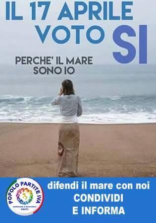 """Ricchiuti, Popolo Partite Iva: al #referendum del 17 aprile daremo voce al """"SI"""""""