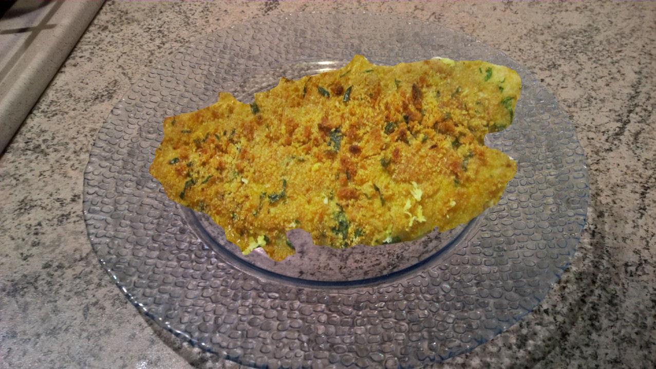 Le ricette di Anna: #pesce #persico al #forno con le #noci