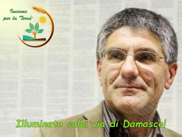 L'On. Paolo #Cova (PD) concorda con le #proposte di Insieme per la Terra