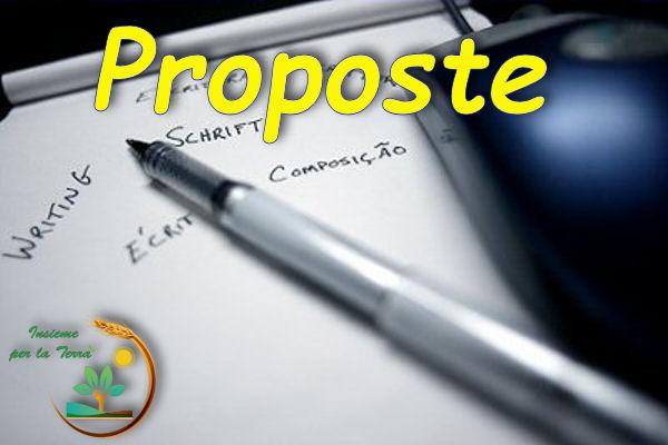 Le nostre #proposte per rilanciare immediatamente il #prezzo