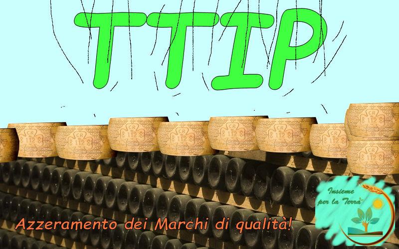 Il #TTIP raderà al suolo le nostre #eccellenze agroalimentari