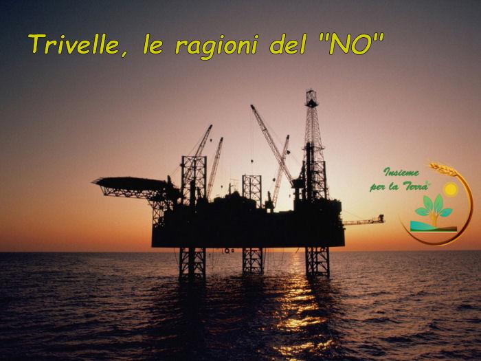 """#Trivelle: Le ragioni del """"NO"""""""