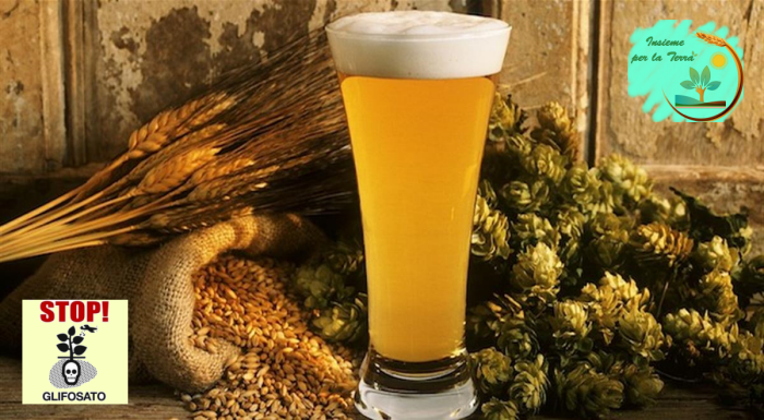 Tracce di #diserbante in 14 #birre tedesche. Boom delle birre artigianali italiane