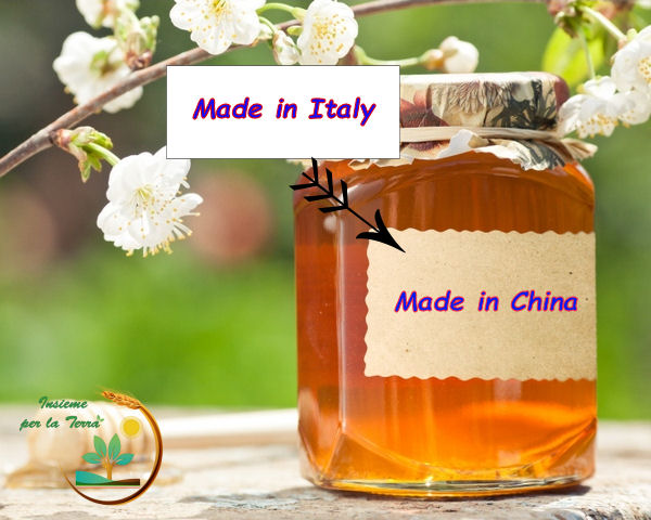 Boom del miele taroccato, il 50% è #straniero