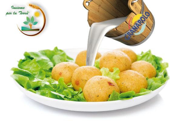 Granarolo: diminuisce il #prezzo del #latte agli #allevatori per comprare la #gastronomia vegetale Conbio
