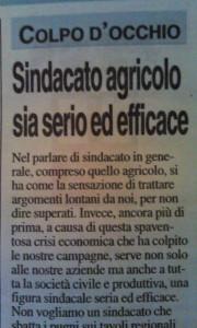 La Voce di Mantova, 30.04.2016
