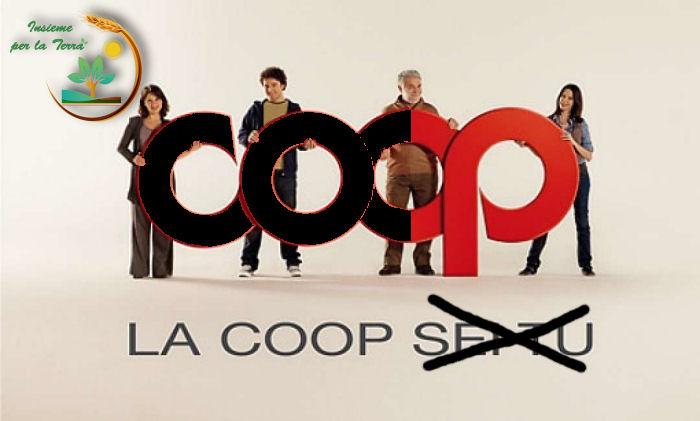 La Coop dimentica la causa del #lavoro #nero. Dal dramma alla follia