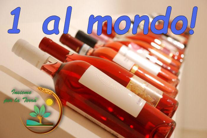 Vino: #Vinitaly, premio '5 stars wine' ai nostri #Rosati, i migliori al mondo!