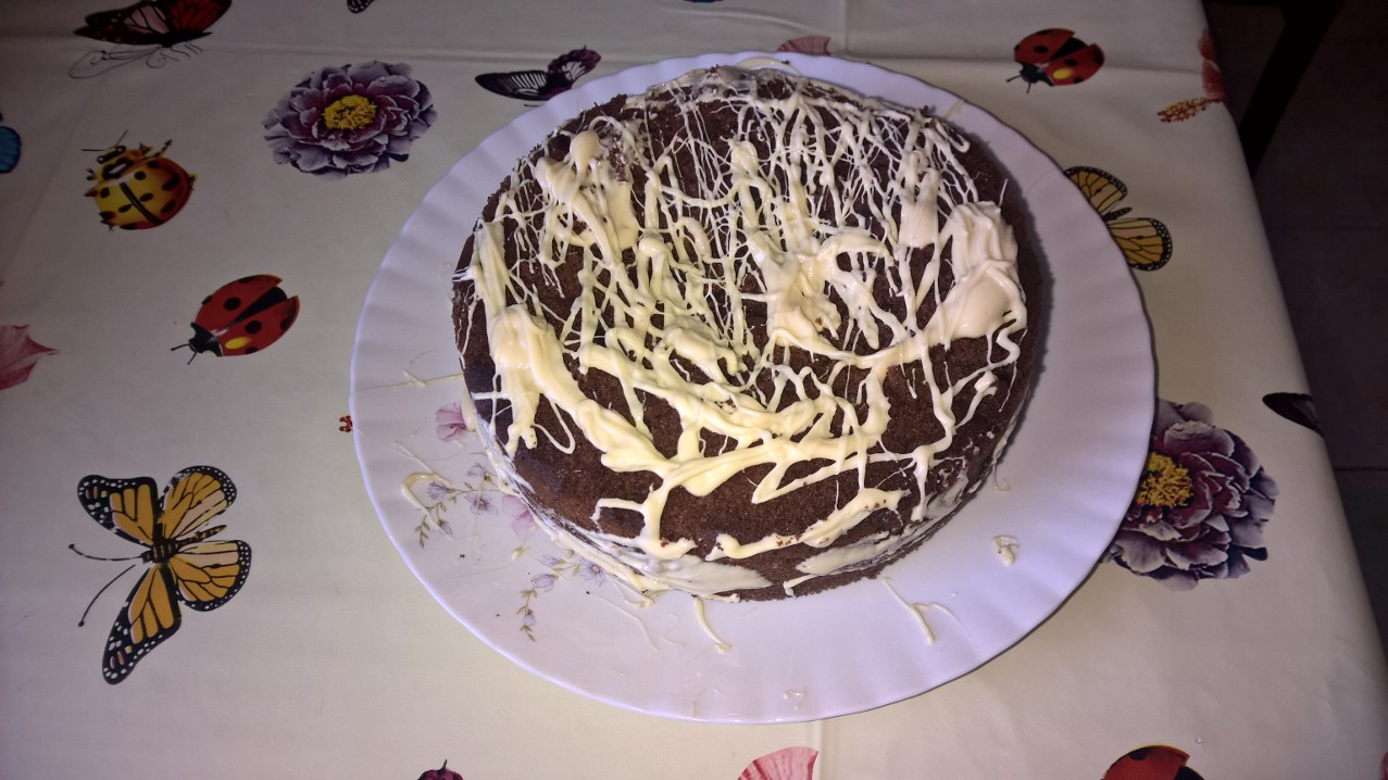 Le ricette di Anna: #torta #veloce al #cioccolato