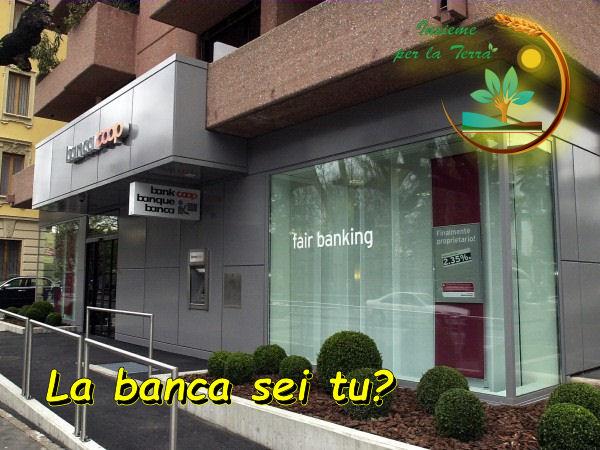 Coop, la #banca sei tu ?