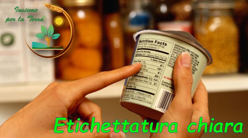La #barzelletta dell'#etichettatura europea