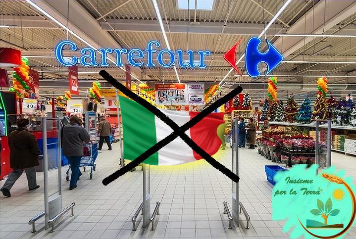 Carrefour, la #GDO dove l'italianità è poco di #casa