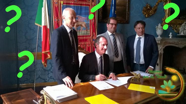 #Zaia firma un manifesto di #Coldiretti sull'#etichettatura, ma cosa firma?