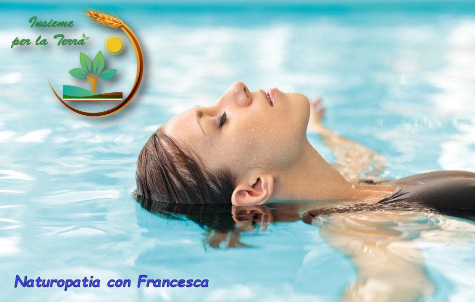 #Naturopatia con Francesca: #Idroterapia ecco quello che può donarci l'#acqua