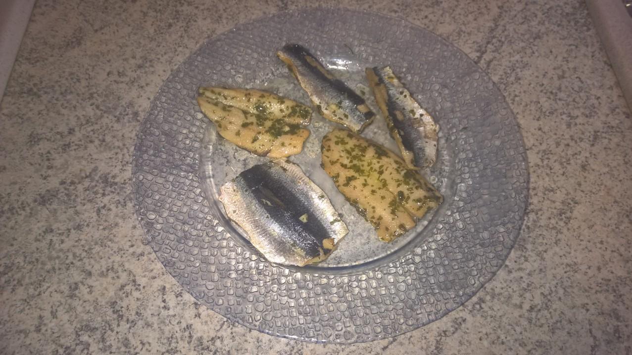 Le ricette di Anna: #aringhe al #verde