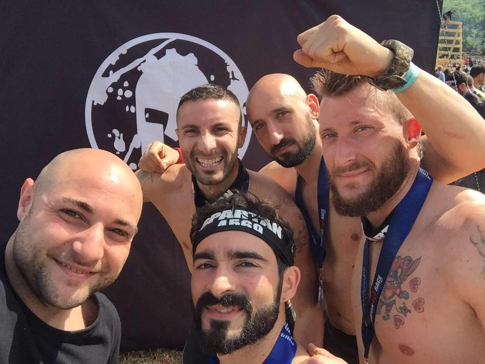 La Goduria vien da Sparta: quando lo #sport incontra la buona #alimentazione
