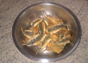 Le ricette di Anna: #acciughe #fritte