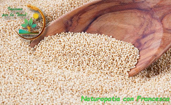 #Naturopatia con Francesca – L'#amaranto, un finto #cereale
