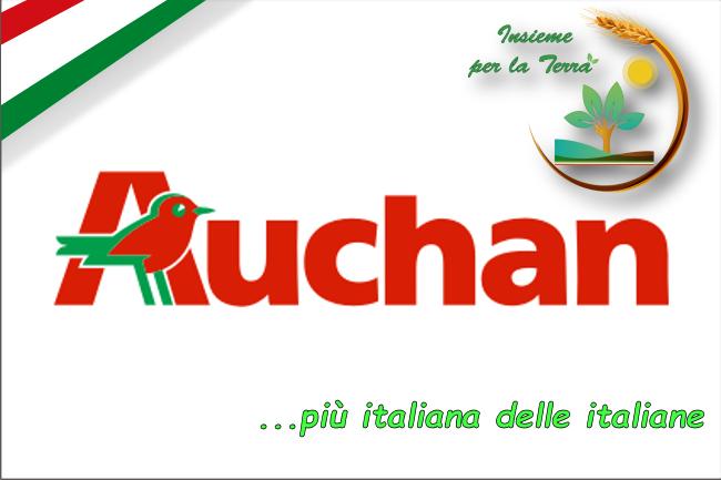 #Auchan più #italiana delle italiane