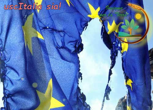 Gozzoli vuole una #legge di iniziativa popolare per uscire dall'#Europa