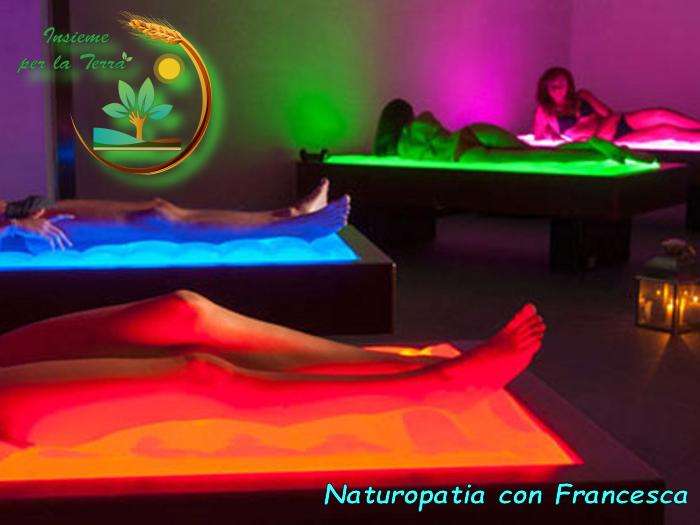 #Naturopatia di Francesca: La #cromoterapia per il nostro #benessere