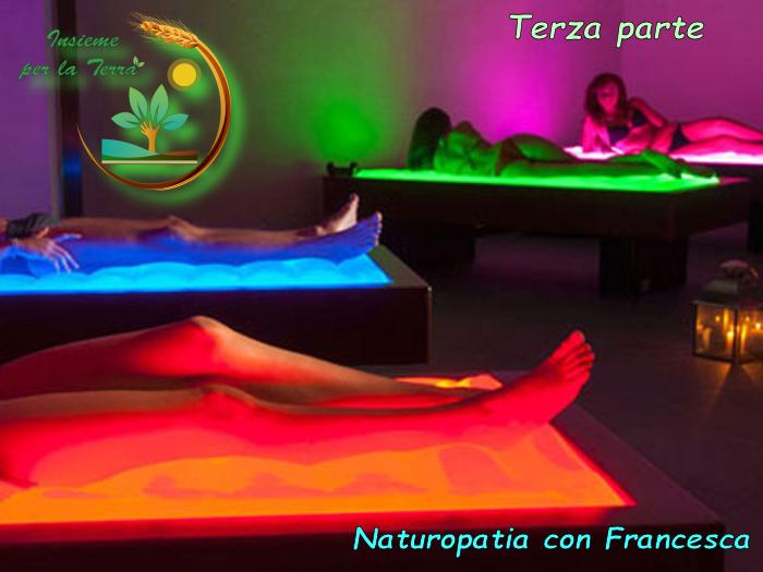 #Naturopatia con Francesca: La #cromoterapia per il nostro #benessere [Terza parte]