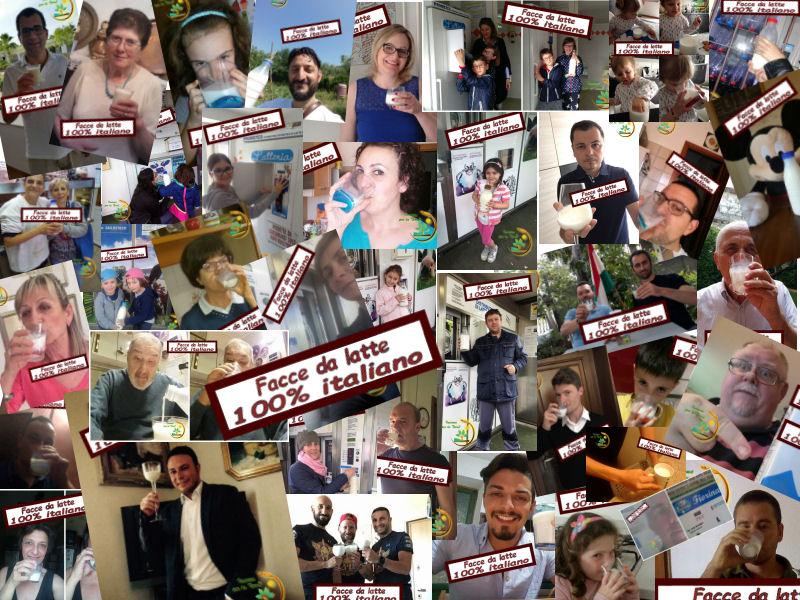 #facceDaLatte100x100 – 3 mesi di successi a sostegno del nostro latte