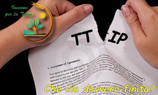 #TTIP, per il momento non si farà, scarsa fiducia