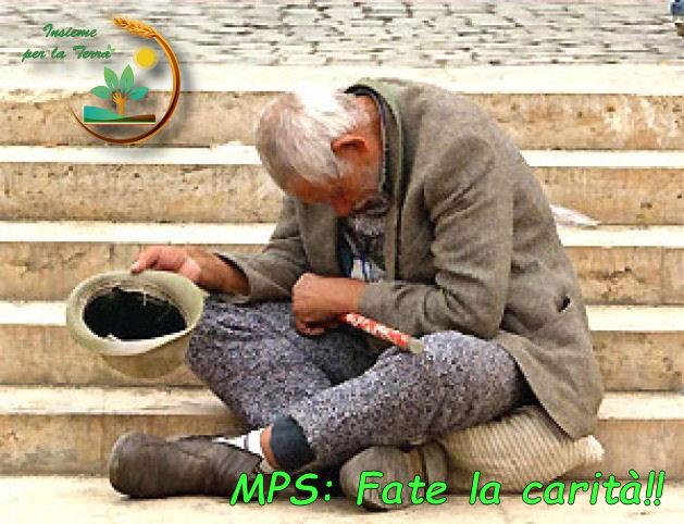 Salvataggio #MPS, in arrivo nuova #IMU agricola ?