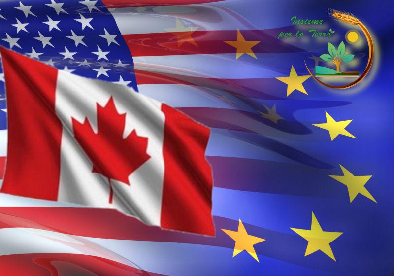 #CETA – il 5 luglio si #discute per bloccare l'inizio della fine dell'#economia italiana