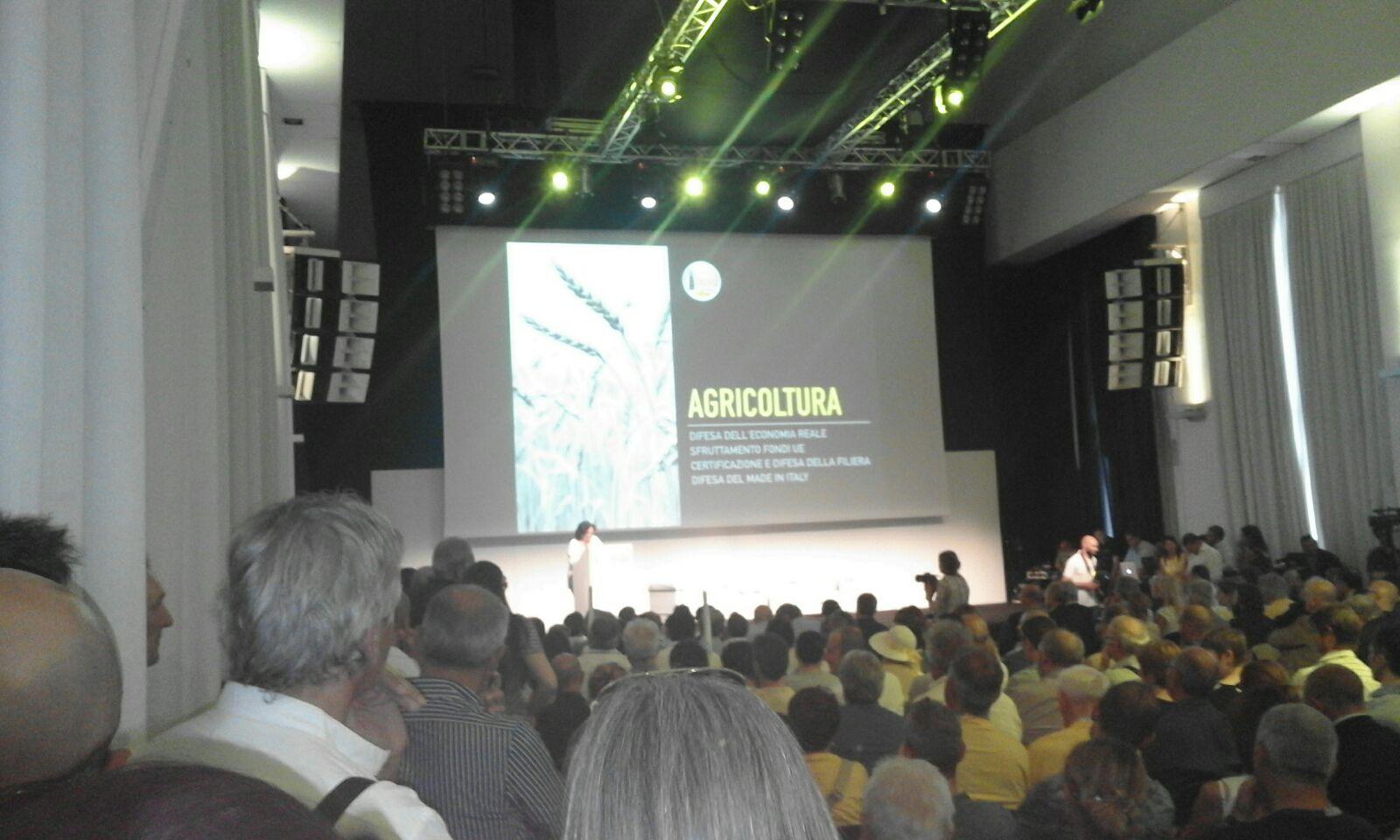 """Il Manifesto di """"Fare"""" accoglie le richieste dell'#agricoltura italiana"""