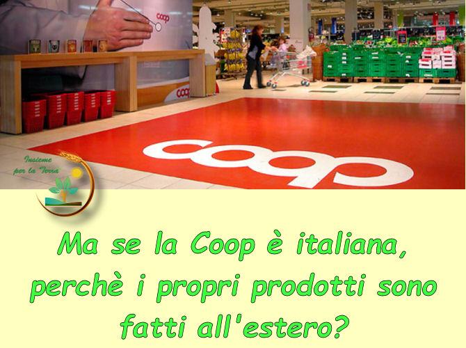 Prodotti per bambini a #marchio Coop, il #biologico straniero
