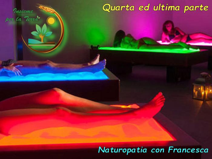 #Naturopatia con Francesca: La #cromoterapia per il nostro #benessere [Quarta parte]