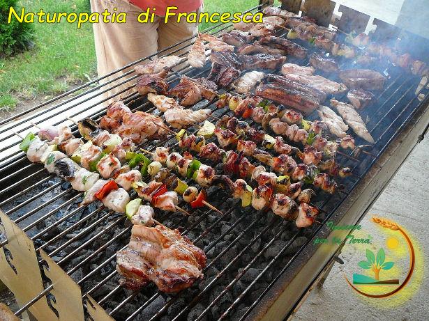 Naturopatia con #Francesca: Tempo di #grigliate!