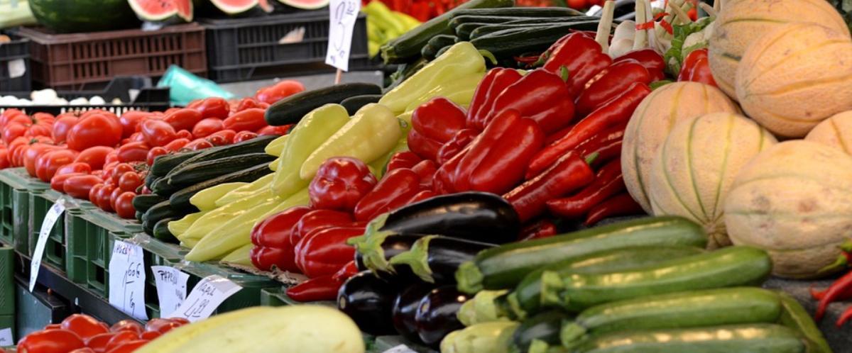 Frutta e verdura #tunisine diventate miracolosamente #italiane
