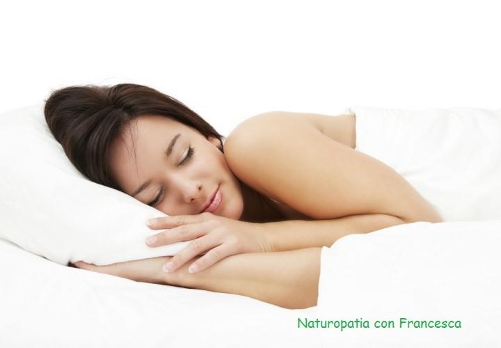 #Naturopatia con Francesca: L'importanza del #sonno