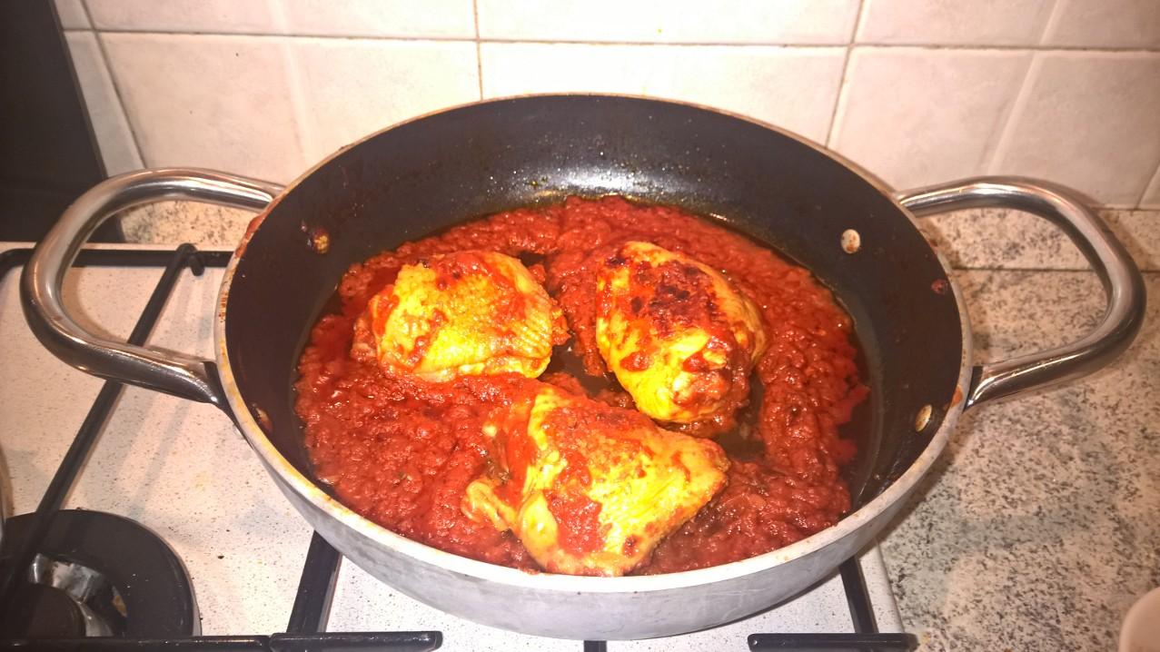 Le ricette di #Anna: #sottocosce di #pollo in #umido