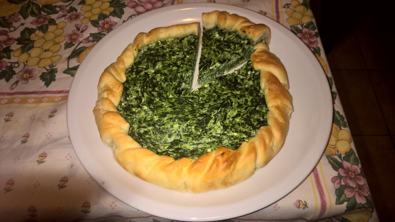 Le ricette di Anna: #torta #salata agli #spinaci