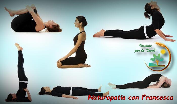 #Naturopatia con Francesca – #Yoga e flessibilità