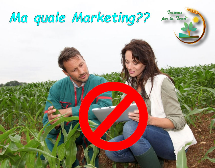 Come ti faccio il #marketing #agroalimentare