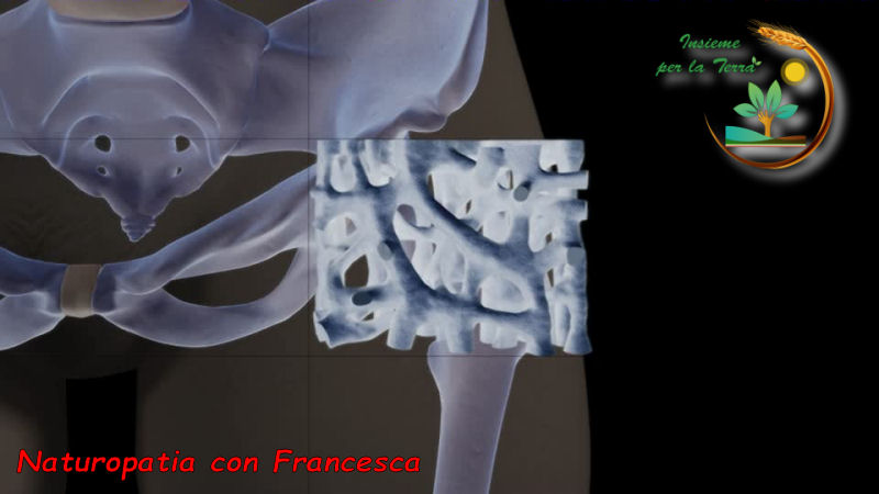 #Naturopatia con Francesca – #Osteoporosi a tavola