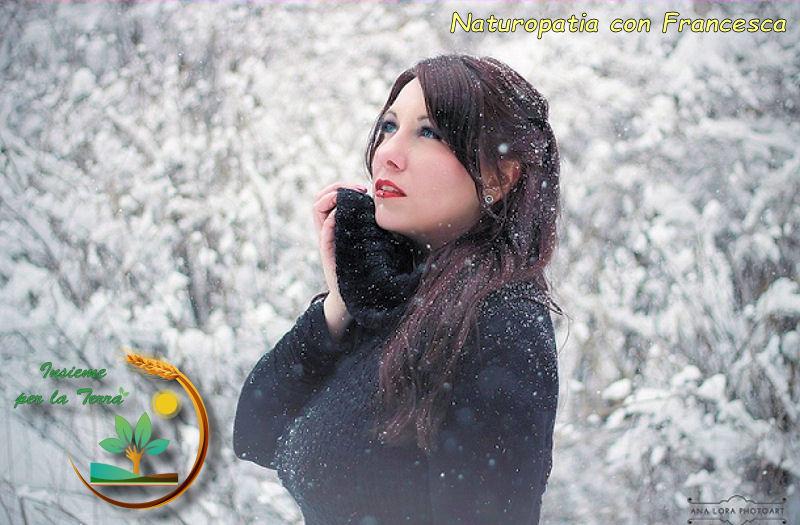 #Naturopatia con Francesca – #Inverno, #freddo e stress